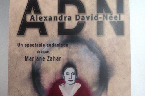 ADN Alexandra David-Néel