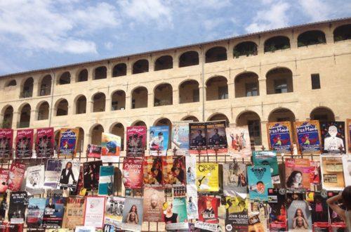 Mon Festival d'Avignon – Jour 1
