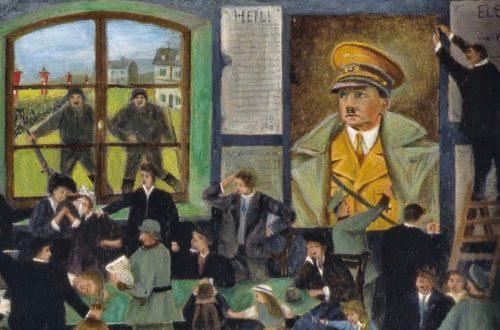 Joseph Steib – la résistance par la peinture