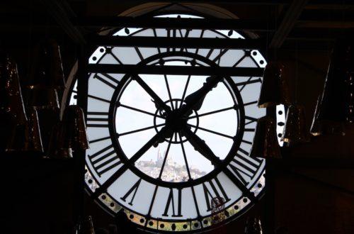 Le temps présent